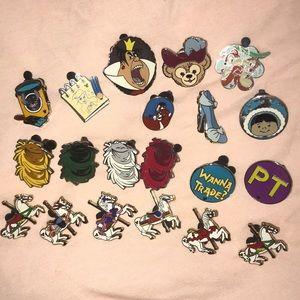 Disney World 20 Pin Bundle